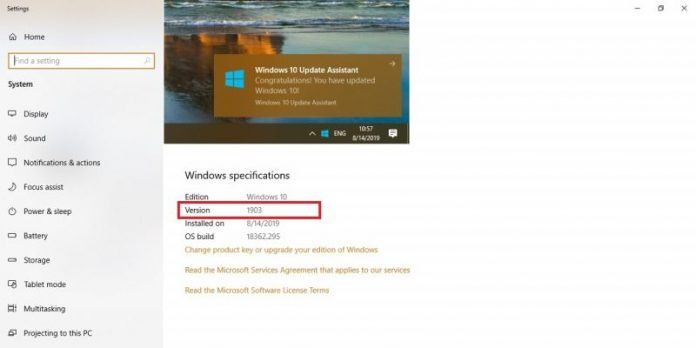 How to Fix Windows 10 Update version 1903 Failing to Install Issue