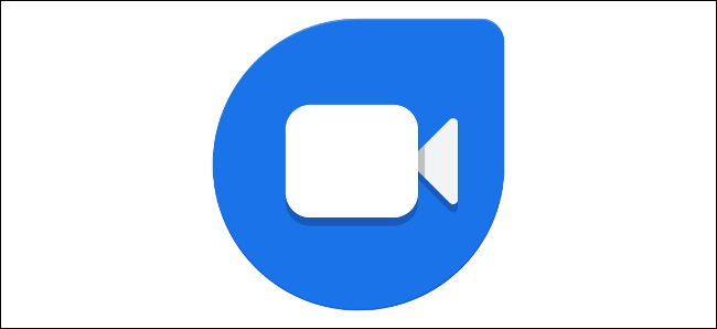 The Google Duo logo.