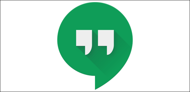 The Google Hangouts logo.